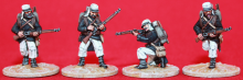 28mm French Foreign Legion with full kit from the Beau Geste (1870-1910) period
