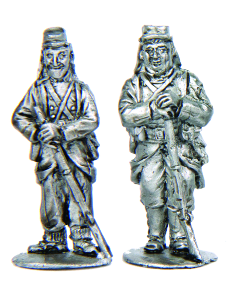 Laurel & Hardy, 28mm miniatures, Exotic Adventures, French Foreign Legion, Unfeasibly Miniatures