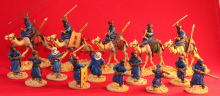 Unfeasibly Miniatures - 28mm Tuareg Miniatures