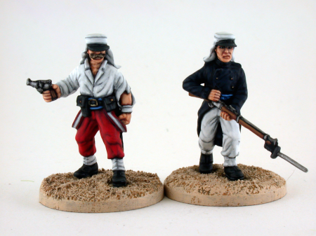 Unfeasibly Miniatures, 28mm miniature, French Foreign Legion, Exotic Adventures, Beau Geste