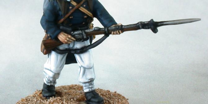 Legionnaire - Paint Set figure