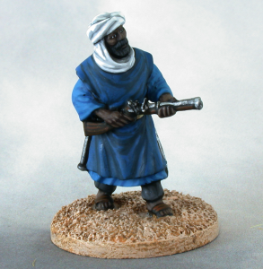 Tuareg - Paint Set figure