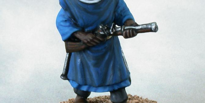 Tuareg - Paint Set figure